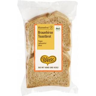 Braunhirse-Toastbrot
