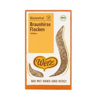 Braunhirse-Flocken glutenfrei  250 g