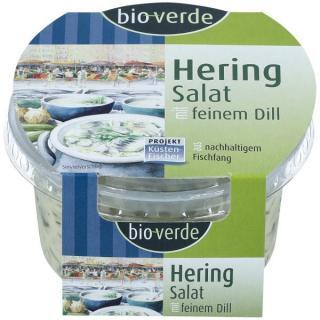 SB Küstenfischer Herings-Salat mit feinem Dill