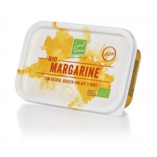 Bio-Margarine mit Sonnenblumen