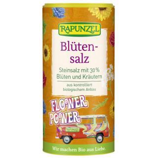 Blütensalz Flower Power, Steinsalz mit 30% Blüte