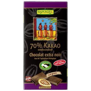 70% Kakao Edelbitter- Schokolade (RAPADURA) HIH