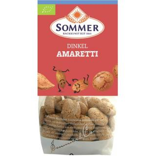Amaretti, Mandel-Makronen