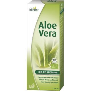 Aloe Vera Pflanzensaft naturtrüb