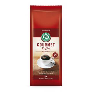 *Gourmet-Kaffee* gemahlen