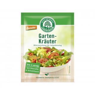 Salatdressing Garten Kräuter