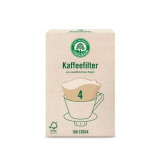 4er Kaffeefilter/ungebleicht