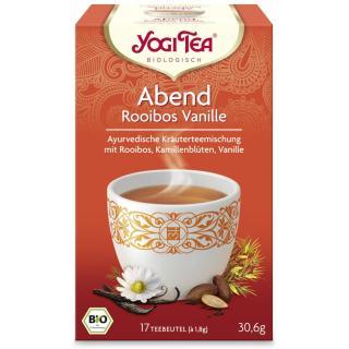 Abend Tee Rooibos Vanille