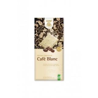 Cafe Blanc Schokolade  100 g