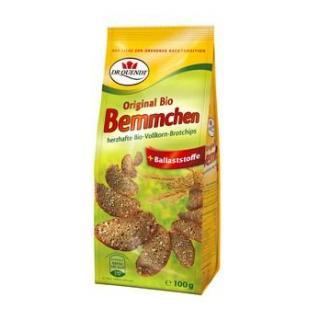 Bemmchen - geröstete Brotchips m.Röstzwiebeln