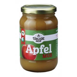 Apfelmus mit Apfeldicksaft