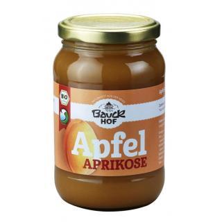 Apfel-Aprikosenmus