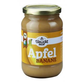 Apfel-Bananen-Mark
