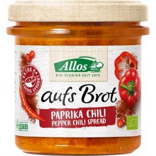 Aufs Brot Paprika Chili