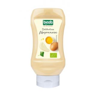 Delikatess Mayonnaise 80% - Quetschflasche