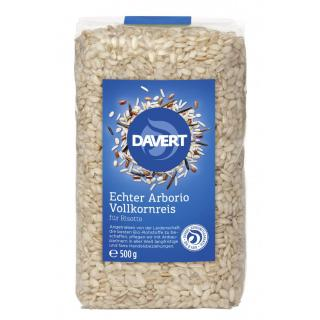 Arborio Reis für Risotto, brau