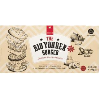 Bio Yonder Burger