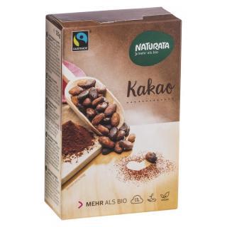 Kakaopulver schwach entölt