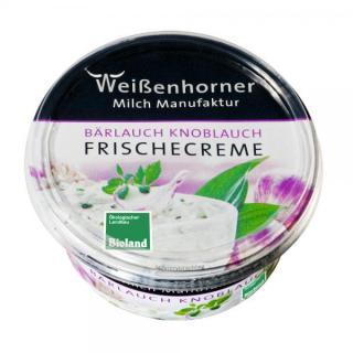 Bärlauch-Knoblauch Creme 22%abs.
