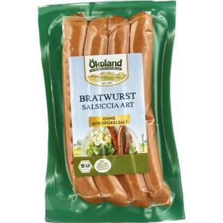 Bratwurst Salsiccia Art (4 Stück)