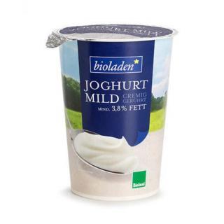 b*Joghurt Natur 3,8%
