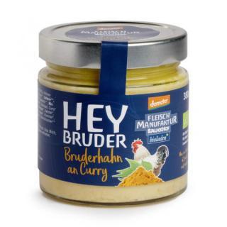 b*Bruderhahn an Curry