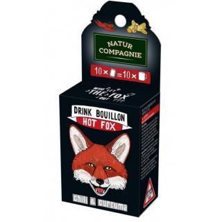 Drink Bouillon Hot Fox