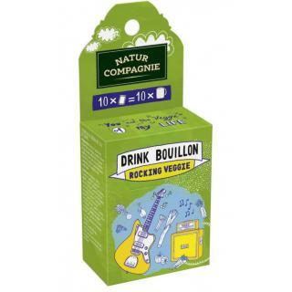 Drink Bouillon Rocking Veggie