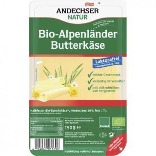 Alpenländer Butterkäse natur
