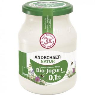 Andechser Fit Joghurt 0,1%