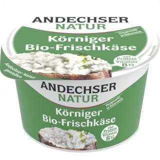 Andechser Körniger Frischkäse
