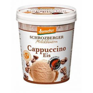 Cappuccino-Eis DEMETER - Familienbecher
