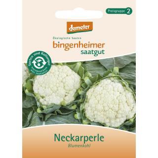 Blumenkohl Neckarperle, Bingenheimer Demeter Sa