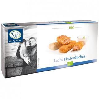 Bio-Lachs-Fischstäbchen (6x30g)