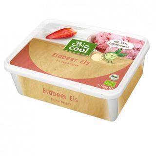 BioCool Erdbeer - 1Ltr Box