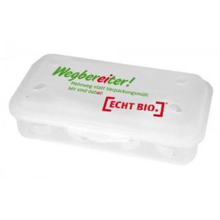 `Wegbereiter` Mehrweg-Eierbox