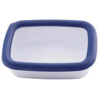 Back & Vorratsbehälter mit Deckel, flach, Gr. S