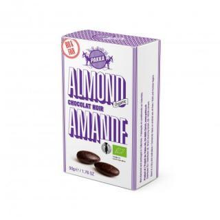 Almond chocolat noir