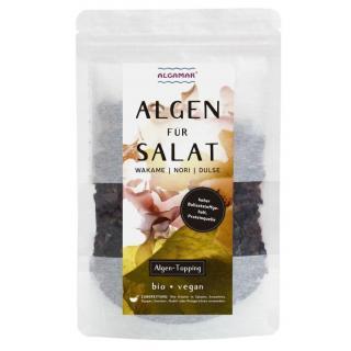 Algen für Salat Topping