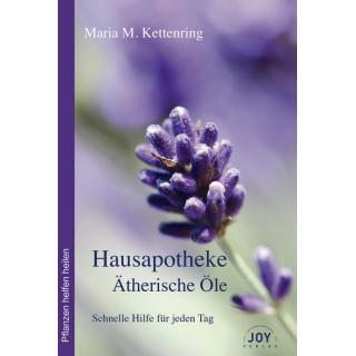 Buch Hausapotheke Ätherische Öle  1 Stk